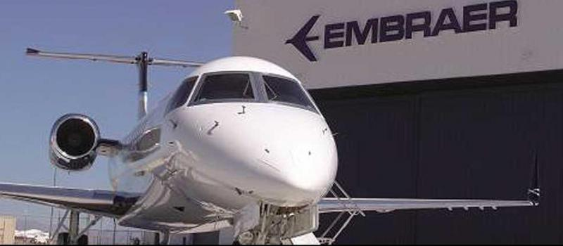 Embraer drones