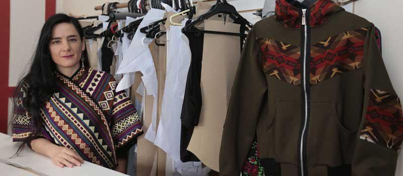 a2a240a8e12f Mane Silva exhibe su nueva colección Kaer en su show room que se halla en el