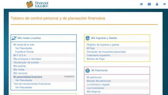 Personalidad financiera. Foto: captura